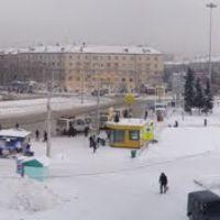 Панорама от гостей Новокузнецка. 31 декабря 2010г., Новокузнецк