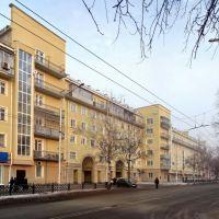 Novokuznetsk  / Новокузнецк  Ул. Кирова 25, Новокузнецк