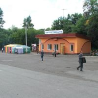 Avtostantsiya, Осинники