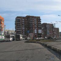 Улица Революции, Осинники