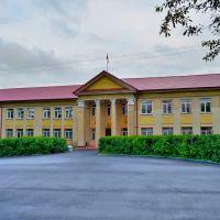 Администрация Прокопьевска, здание №2, Прокопьевск
