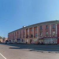 Пр-кт Шахтёров, дома 14 и 14а, Прокопьевск
