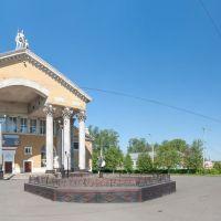 Детская музыкальная школа № 10, июнь 2013, Прокопьевск
