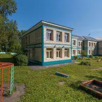 Детский психоневрологический санаторий, июнь 2013, Прокопьевск