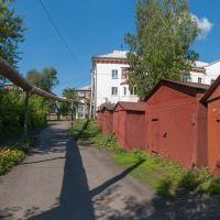 Ул. Кирпичная 2-я, июнь 2013, Прокопьевск