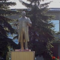 Monument of V.I. Lenin, Промышленная