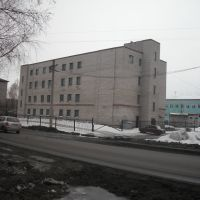 Просп. Кирова 18, Тайга