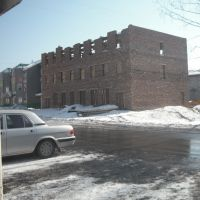 Долгострой возле Кирова, 26, Тайга