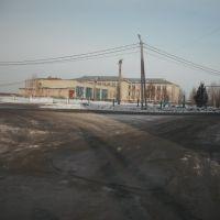 Школа №32, Тайга