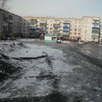 ул. Мира, 4, Тайга