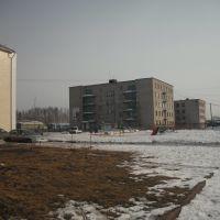 Общежитие ГПТУ, Тайга