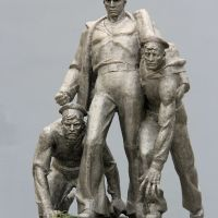 г. Тайга. Монумент матросам. 2011., Тайга