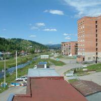 Ust-Shalym, Таштагол