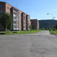 Makarenko street, Таштагол