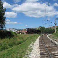 Railway, Таштагол