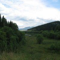 Alchok valley., Таштагол