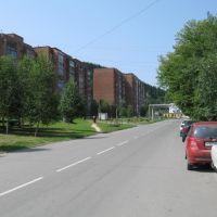 Nogradsky str., Таштагол