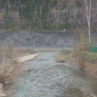 Устье реки Шалым, Таштагол
