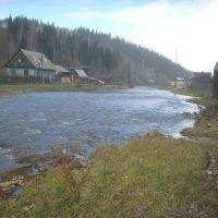 Река Шалым, Таштагол
