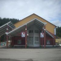 Автовокзал, Таштагол