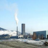 Рудник в Таштаголе, Таштагол