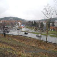 Монумент трудовой славы, Таштагол