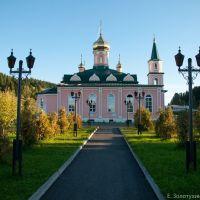 церковь Георгия Победоносца, Таштагол