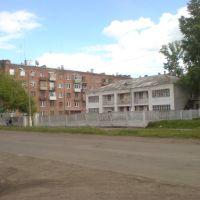 детский сад № 39 Тополек, Юрга