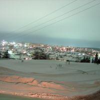 ночь, Яшкино