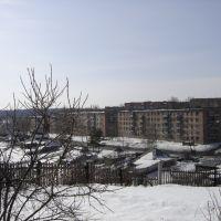 ул. Ленинская, Яшкино