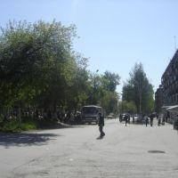 центр, Яшкино
