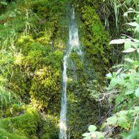 Водопад под Лебедевской горой, Аркуль