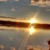 Закат на Вятке, Аркуль