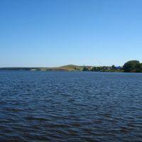 Белохолуницкий пруд, Белая Холуница