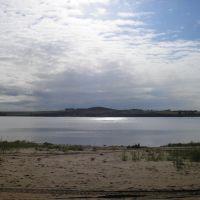 Красная гора, пляж, не сезон..., Белая Холуница
