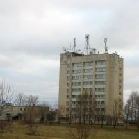 Дом антенн на берегу Вятки, Богородское