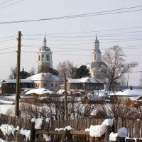 Троицкая церковь, с.Волково, Богородское