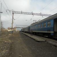 Станция Фаленки,вид на Западное направление, Богородское