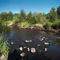 река Волосница возле Рудника, Боровой