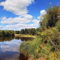 река Вятка, Боровой
