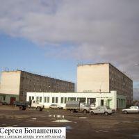 п.Рудничный, Боровой