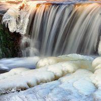 Водопады Кирсинки, Боровой