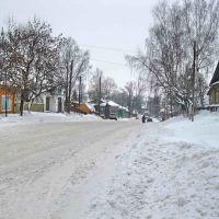 Верхошижимье ул. Кирова, Верхошижемье