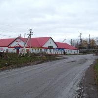 Новый торговый центр, Зуевка