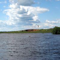 Путиновский пруд, Кикнур