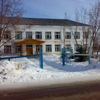 Школа №1, Кикнур