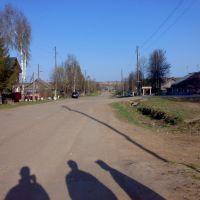ул. Гагарина, Кикнур
