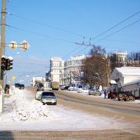 Ул.Ленина (Вознесенская) на север, Киров