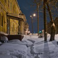 Спасская, Киров