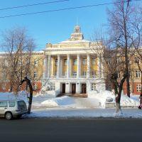 Лесопромышленный колледж, Киров